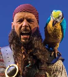 Michael Elich as Long John Silver