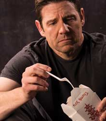 Brian Vaughn as Brad in How to Fight Loneliness