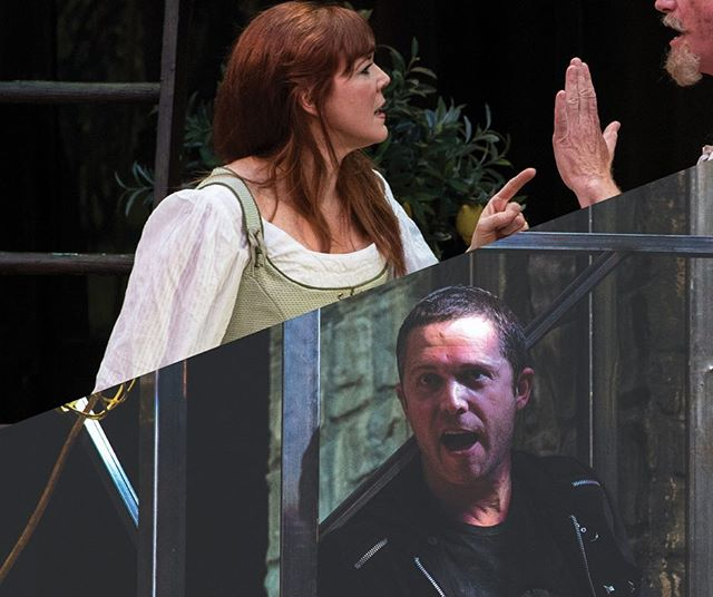 It's the final championship of the Bard's Best tournament! It comes down to these two favorite characters: Beatrice (Much Ado About Nothing) and Hamlet (Hamlet). Who will this year's champion be? Vote for your favorite on Facebook, Twitter and Instagram! 📸: Kim Martin-Cotten as Beatrice in the Utah Shakespeare Festival's 2016 production of Much Ado about Nothing and Danforth Comins as Hamlet in the Utah Shakespeare Festival's 2012 production of Hamlet. Photos by Karl Hugh.