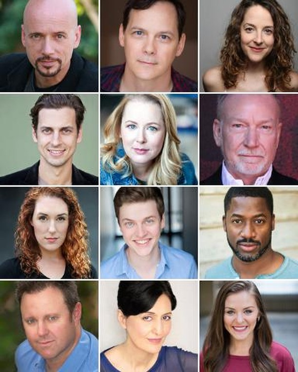Have you heard the news? We've announced our initial casting for our 2019 season, including these twelve returning actors. Check out the full list at the link in our bio! #utahshakes  From top left: Michael Elich, Jim Poulos, Betsy Mugavero, Quinn Mattfeld, Stephanie Lambourn, Dan Kremer, Katie Cunningham, Michael Doherty, Wayne T. Carr, Russ Benton, Jacqueline Antaramian, and Samae Allred.