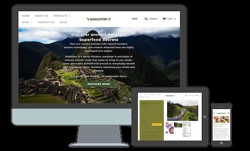 Wholefort |  See website >