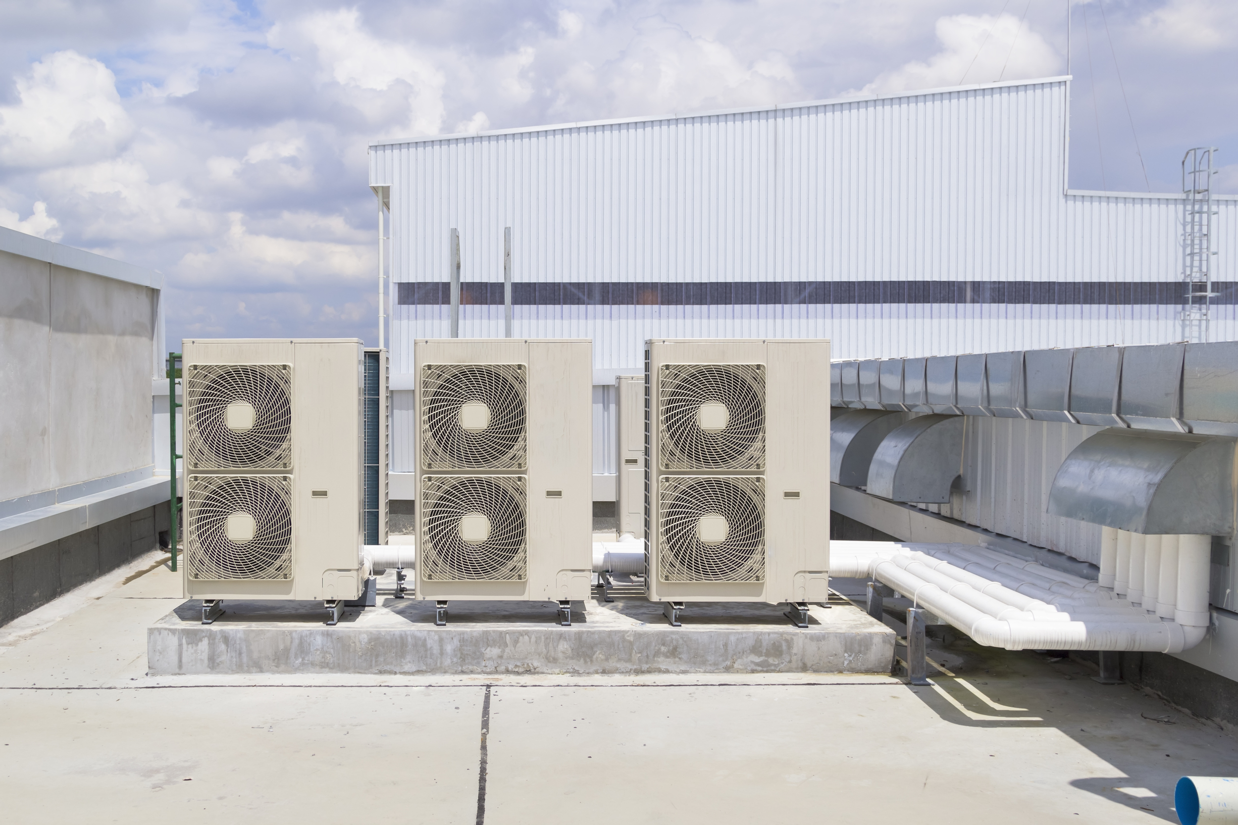 Click to learn more about HVAC & Refrigeration Services