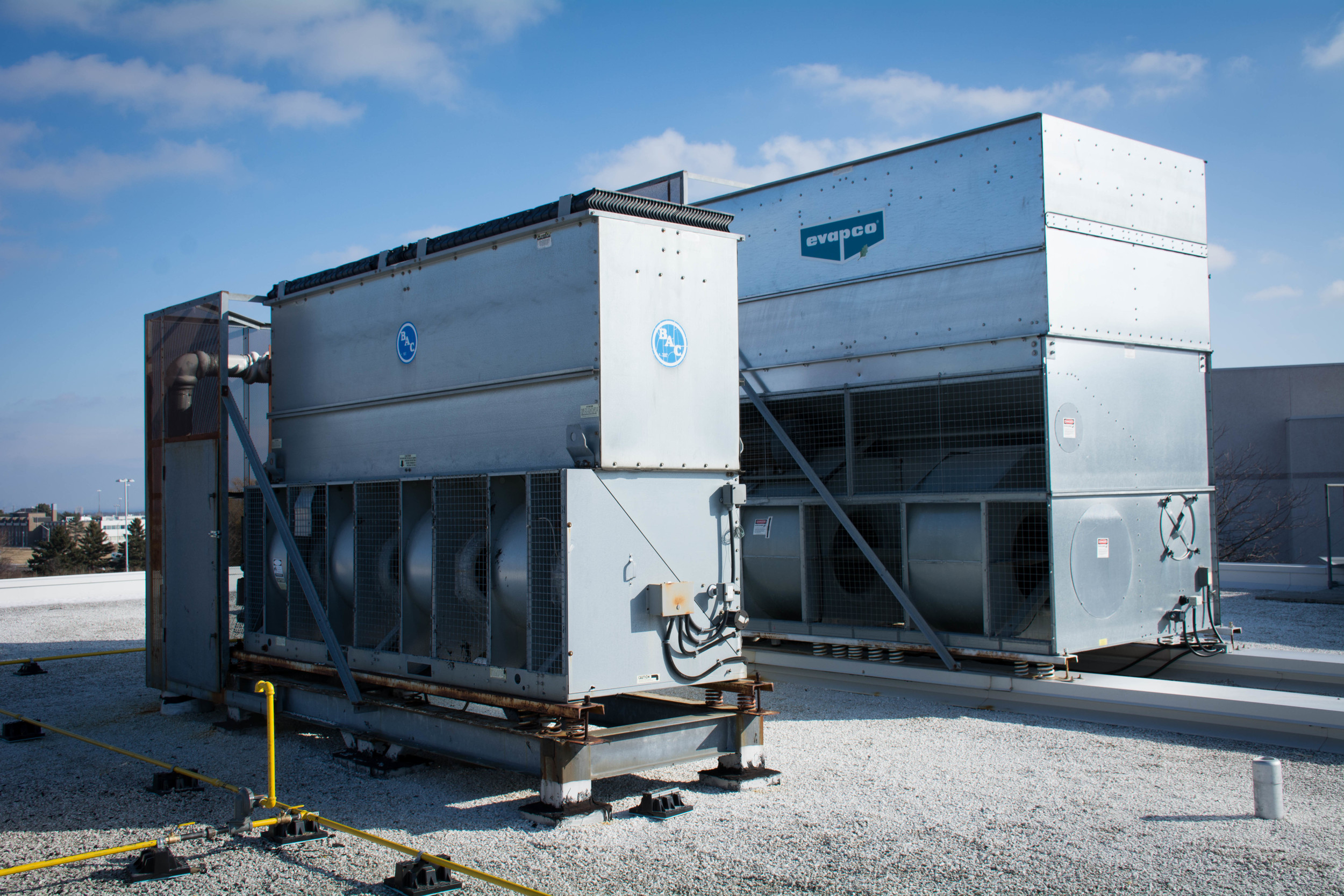 HVAC and refrigeration (Mechanical)contractor