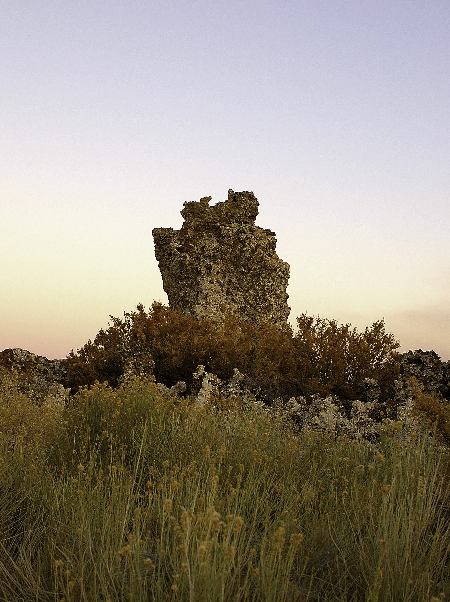 Tufa Shrine
