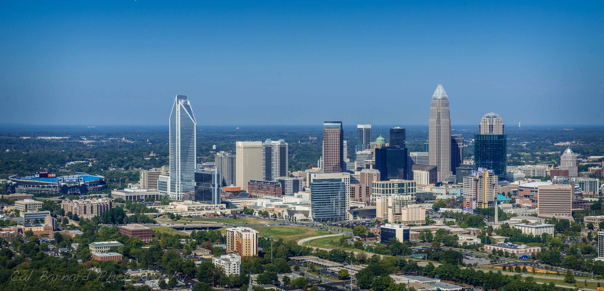Beautiful Charlotte, North Carolina