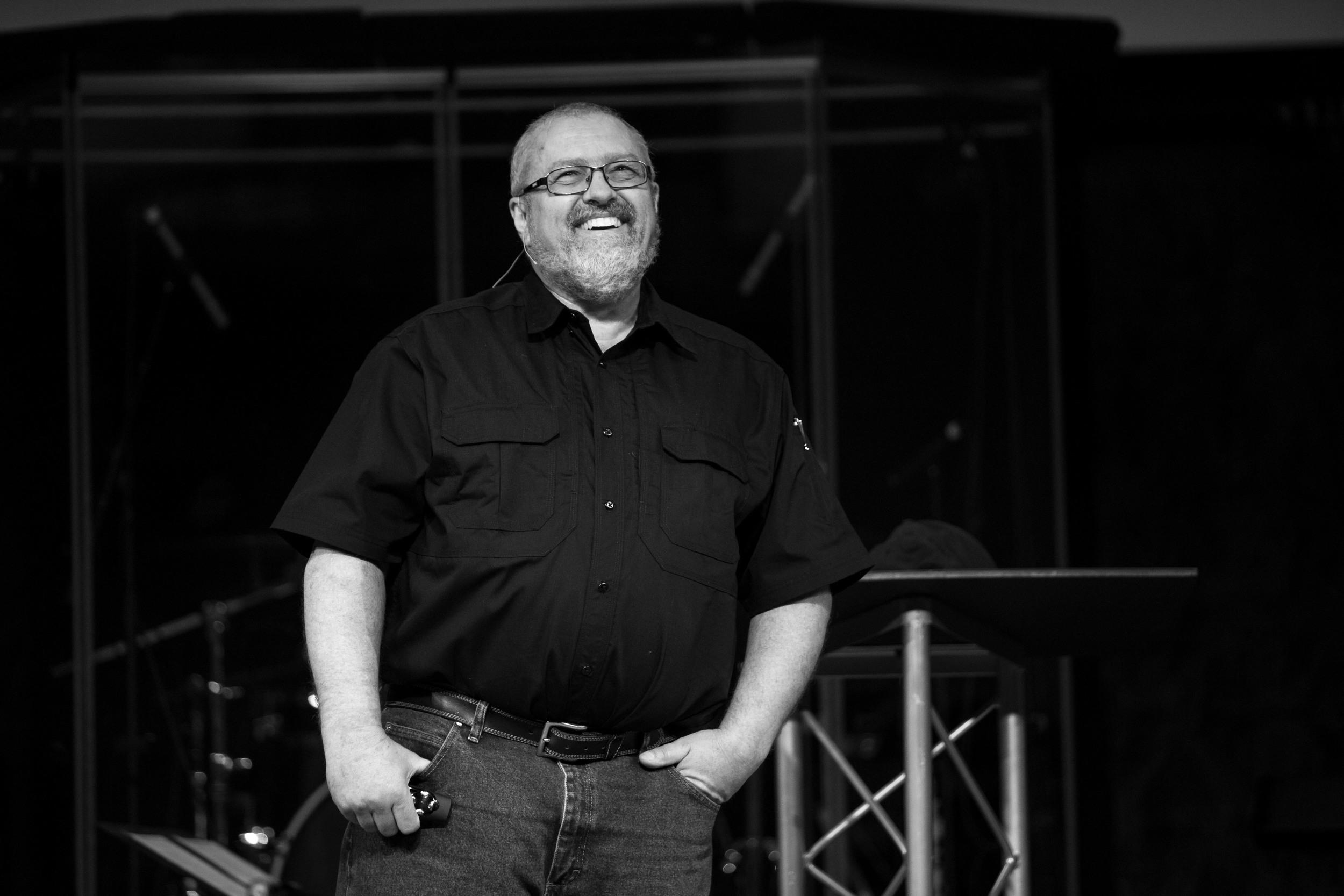 Church Security Expert Carl Chinn