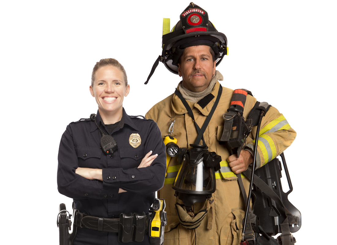 RESPONDER LIFE serves first responders and equips them to thrive. They work with these first responders to ensure that their lives are not characterized by grim statistics, but defined by their purpose and calling.