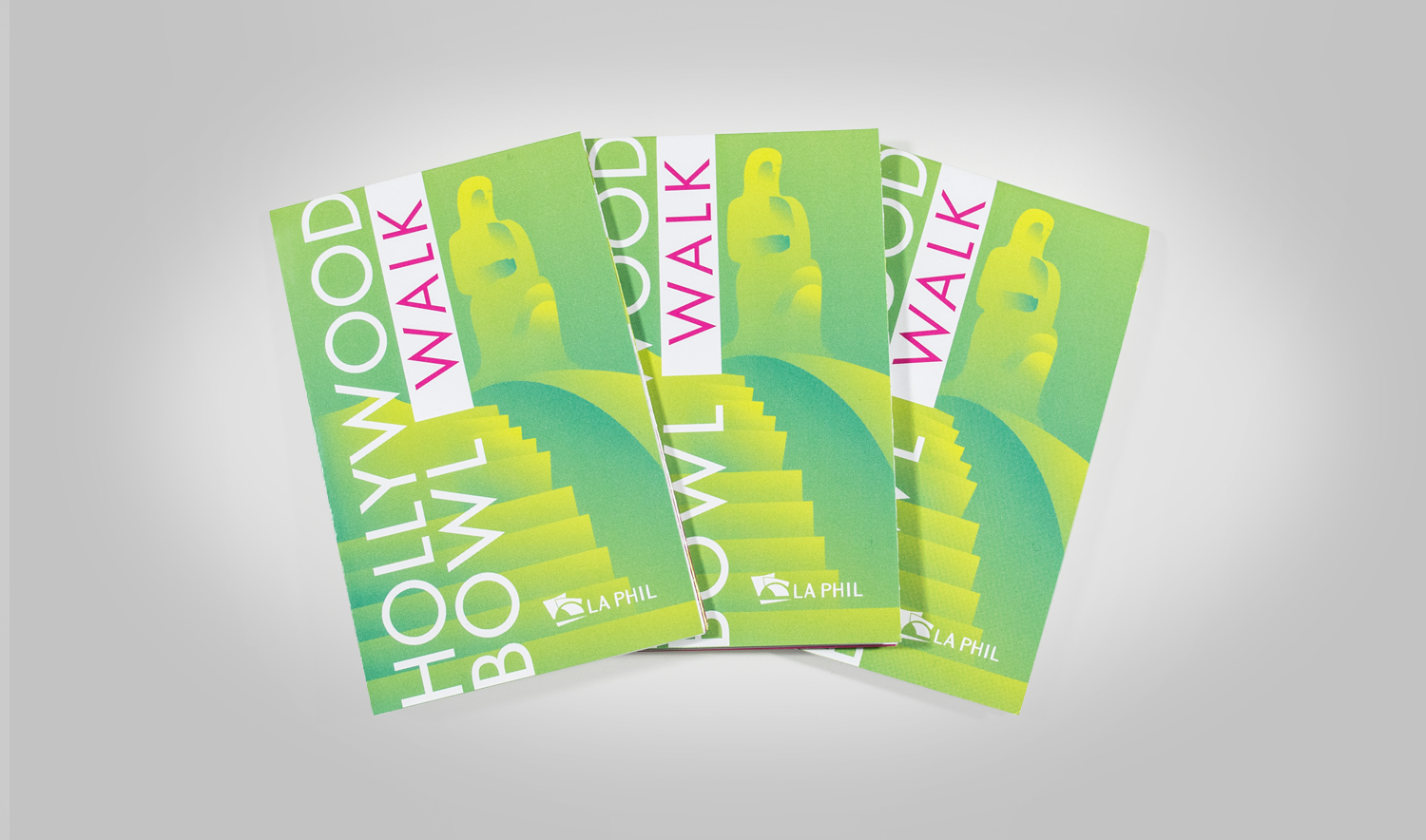Hollywood Bowl: Walking Guide Booklet