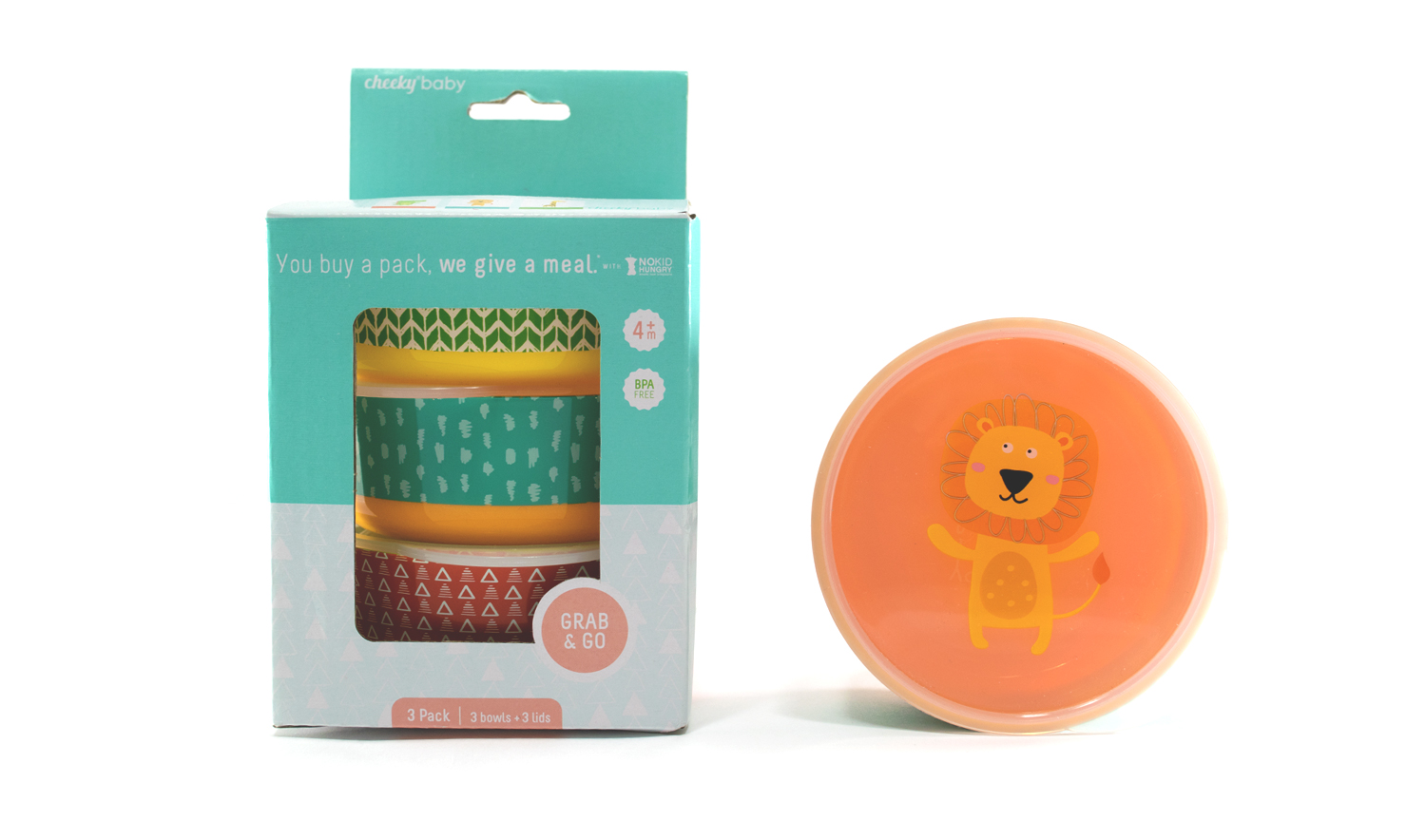 Cheeky Baby: Packaging | Product