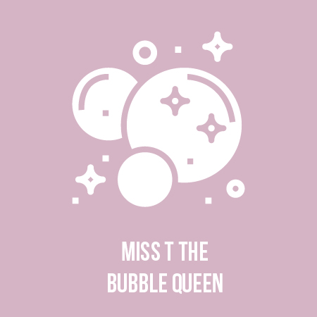 Come dance in some bubbles with Miss T! -