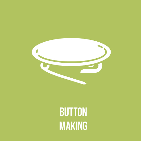 Colour your button, make it, then show it off! -