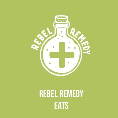 Energy for play provided by our pals at Rebel Remedy. -