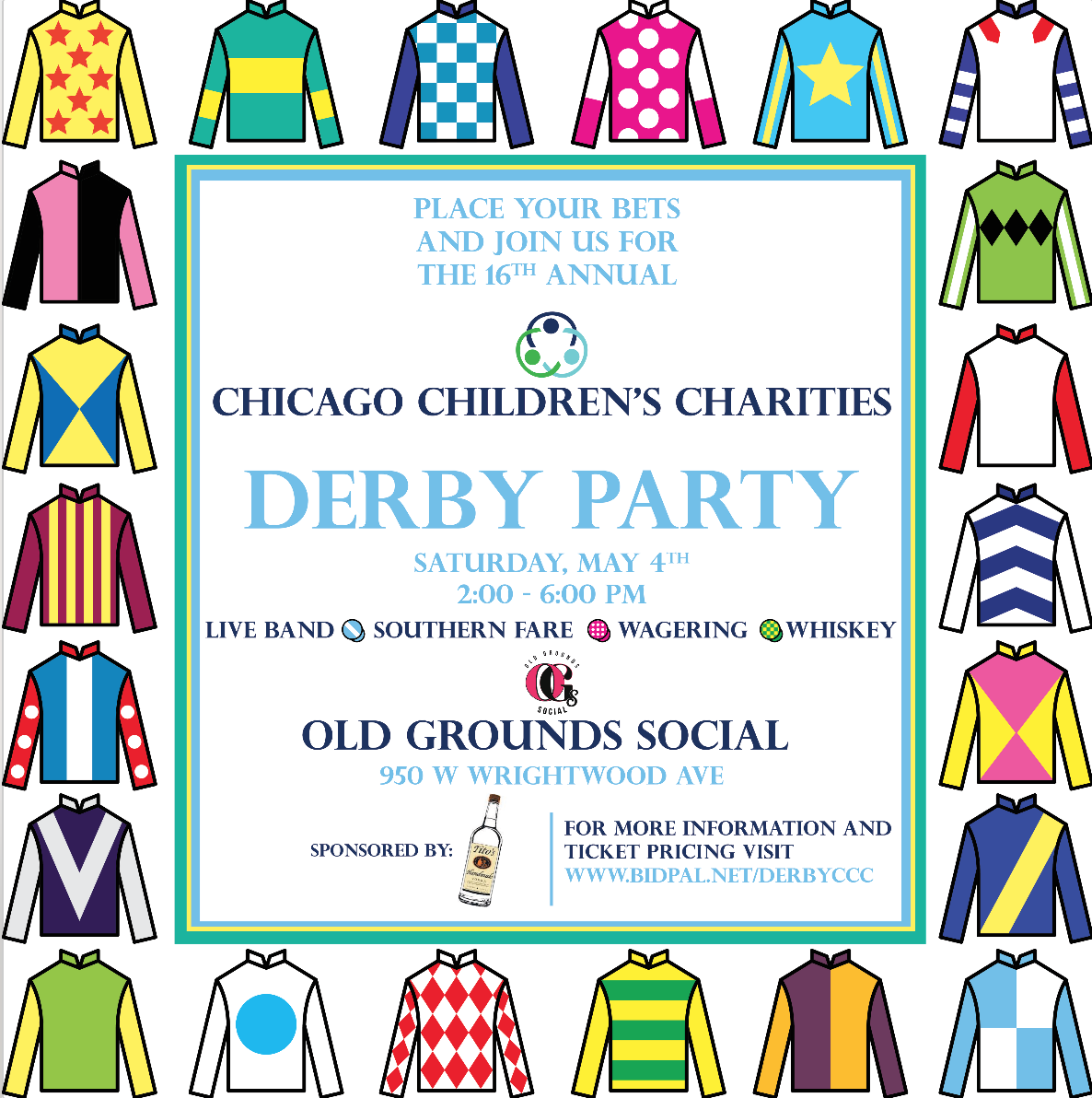 Derby Invitation 2019