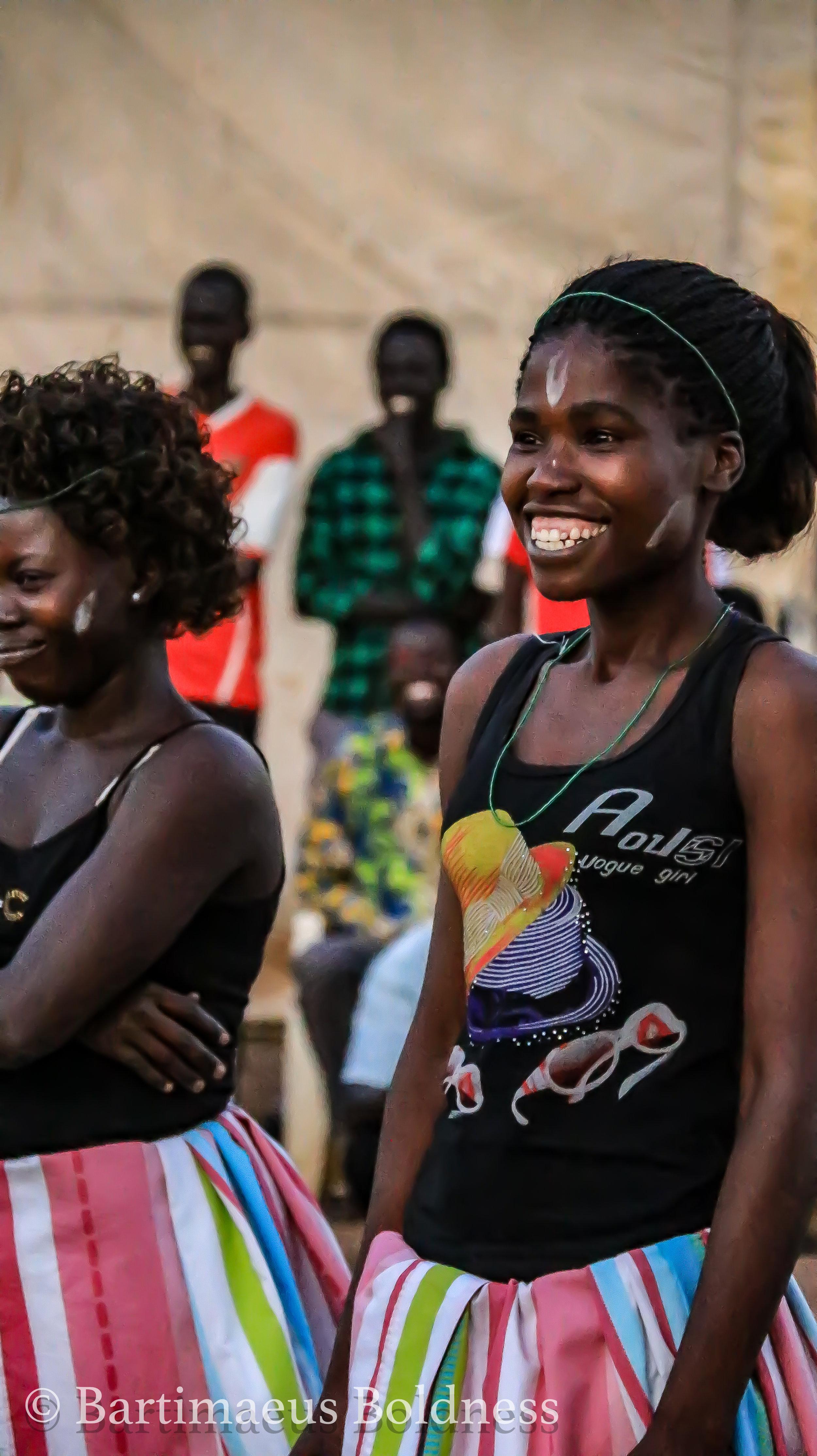 Acholi Peace Dancers.
