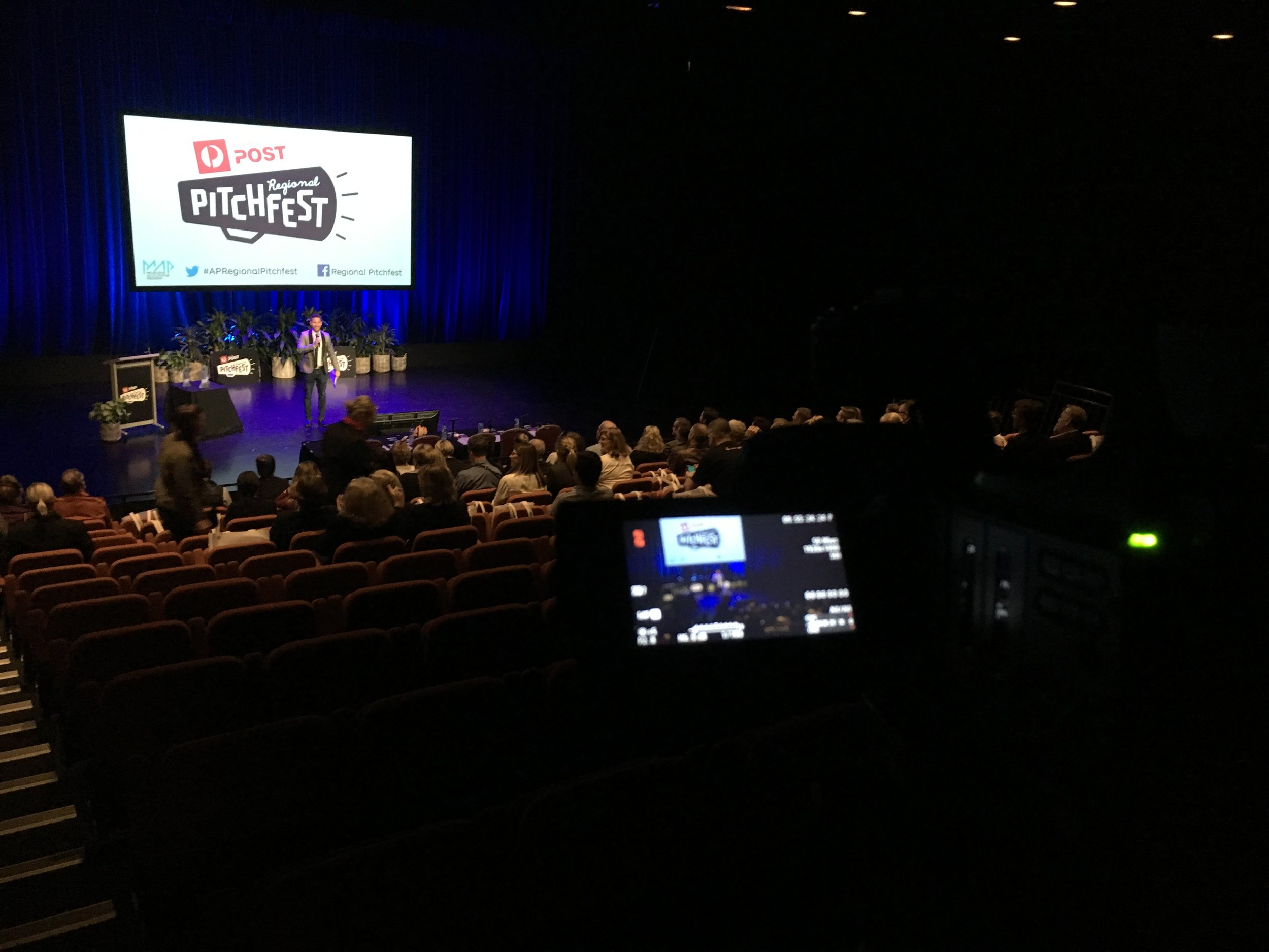 Toowoomba Live Event Streaming video Production.