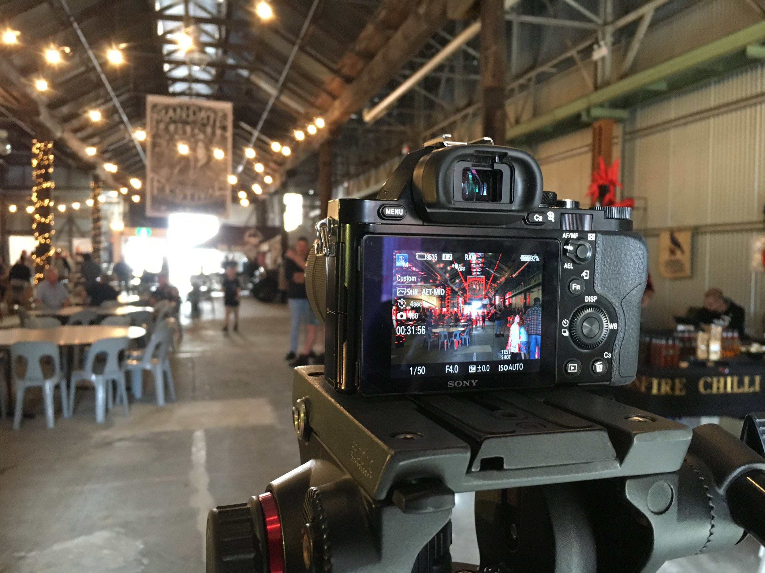 Toowoomba Video Production Live Stream Event