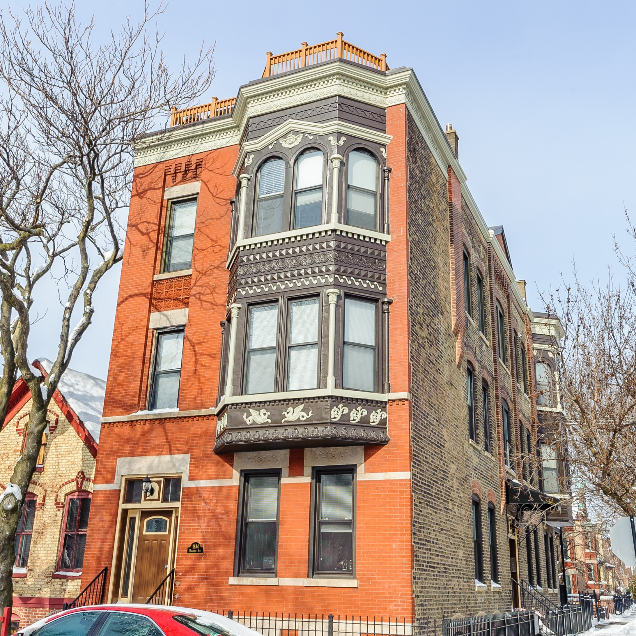 BUCKTOWN & Wicker Park -