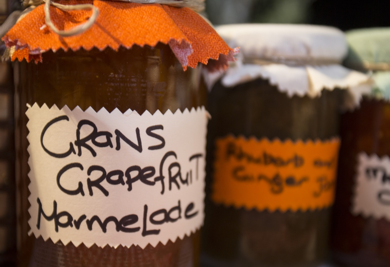 Aroha Catering's own Pickles, Chutneys, Jams and Preserves