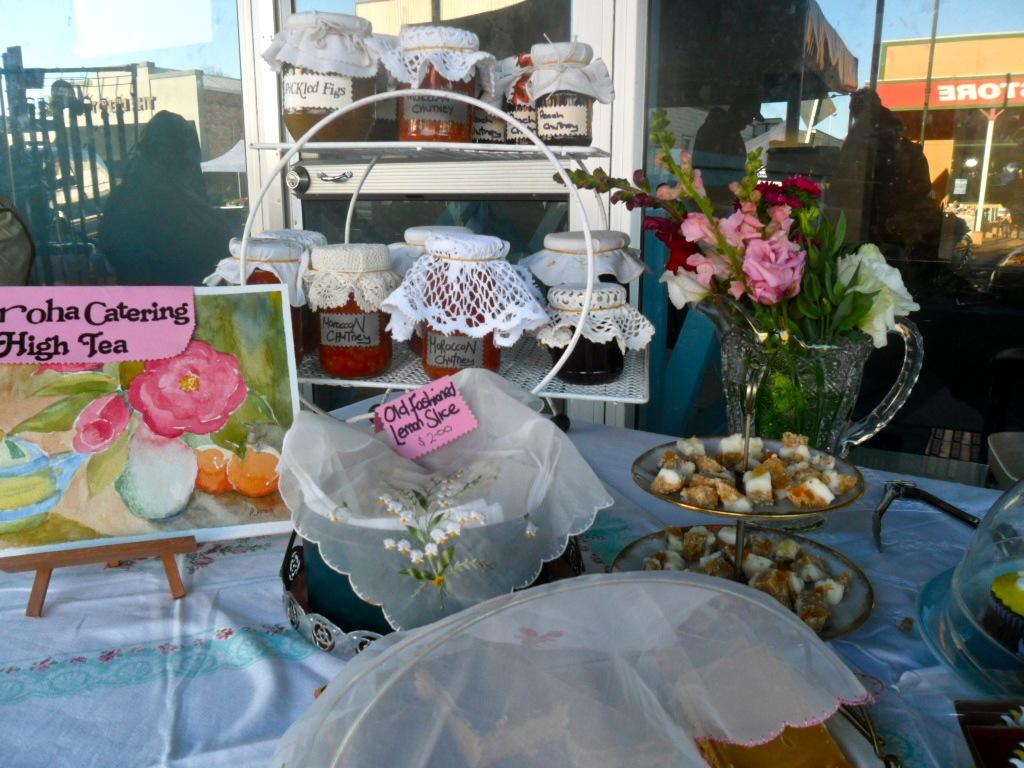 Grahamstown Market Stall