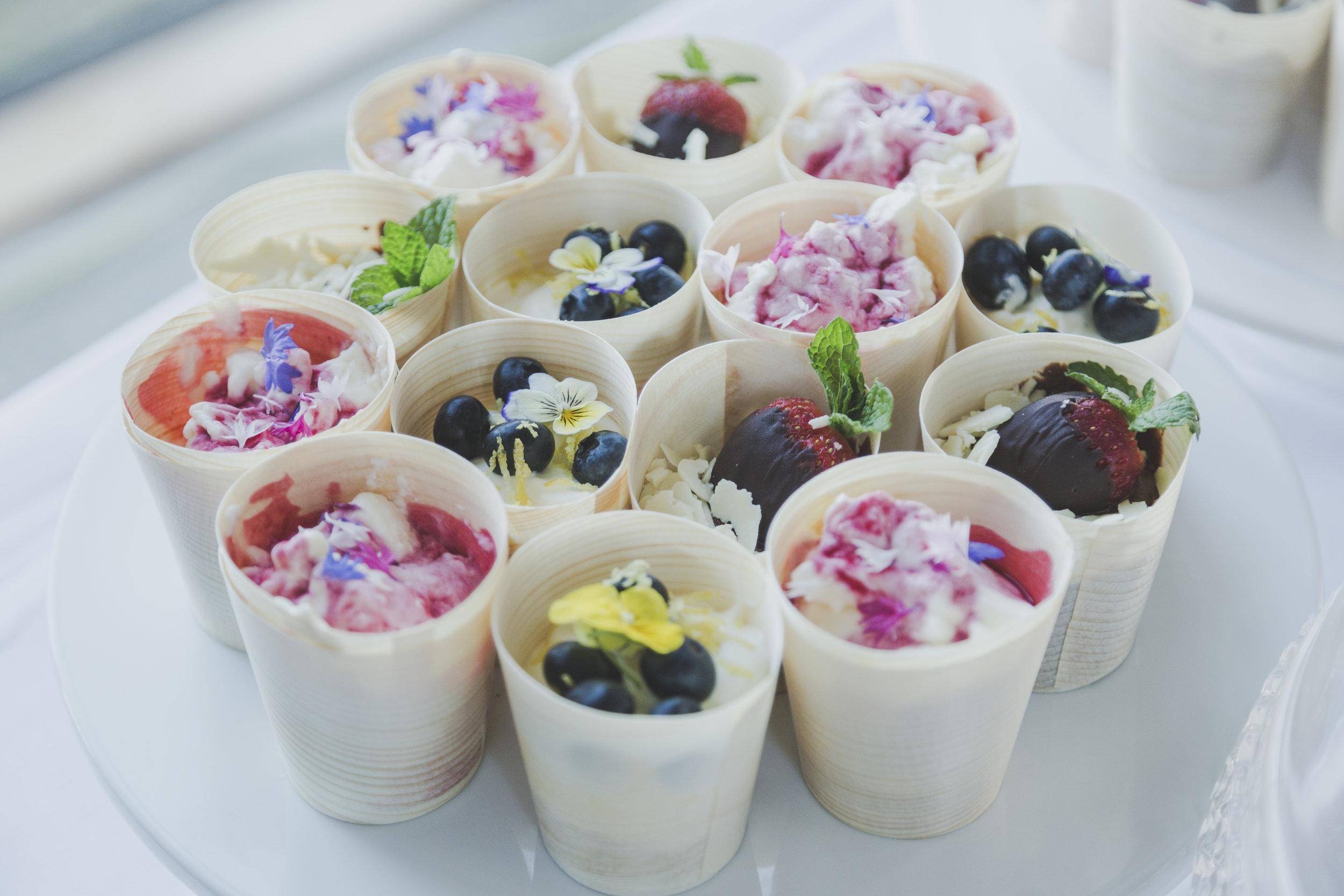 Pretty Dessert Cups
