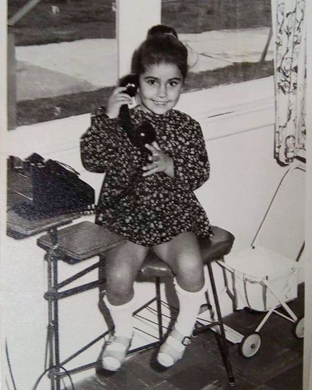 Even back then, I was on the phone too much! 4 yo kindergarten Maidstone  Melbourne Victoria Australia  1974 ❤️❤️❤️❤️❤️❤️❤️❤️❤️❤️❤️ New blog post: By Blood and by Design Link in bio ❤️❤️❤️❤️❤️❤️❤️❤️❤️❤️❤️