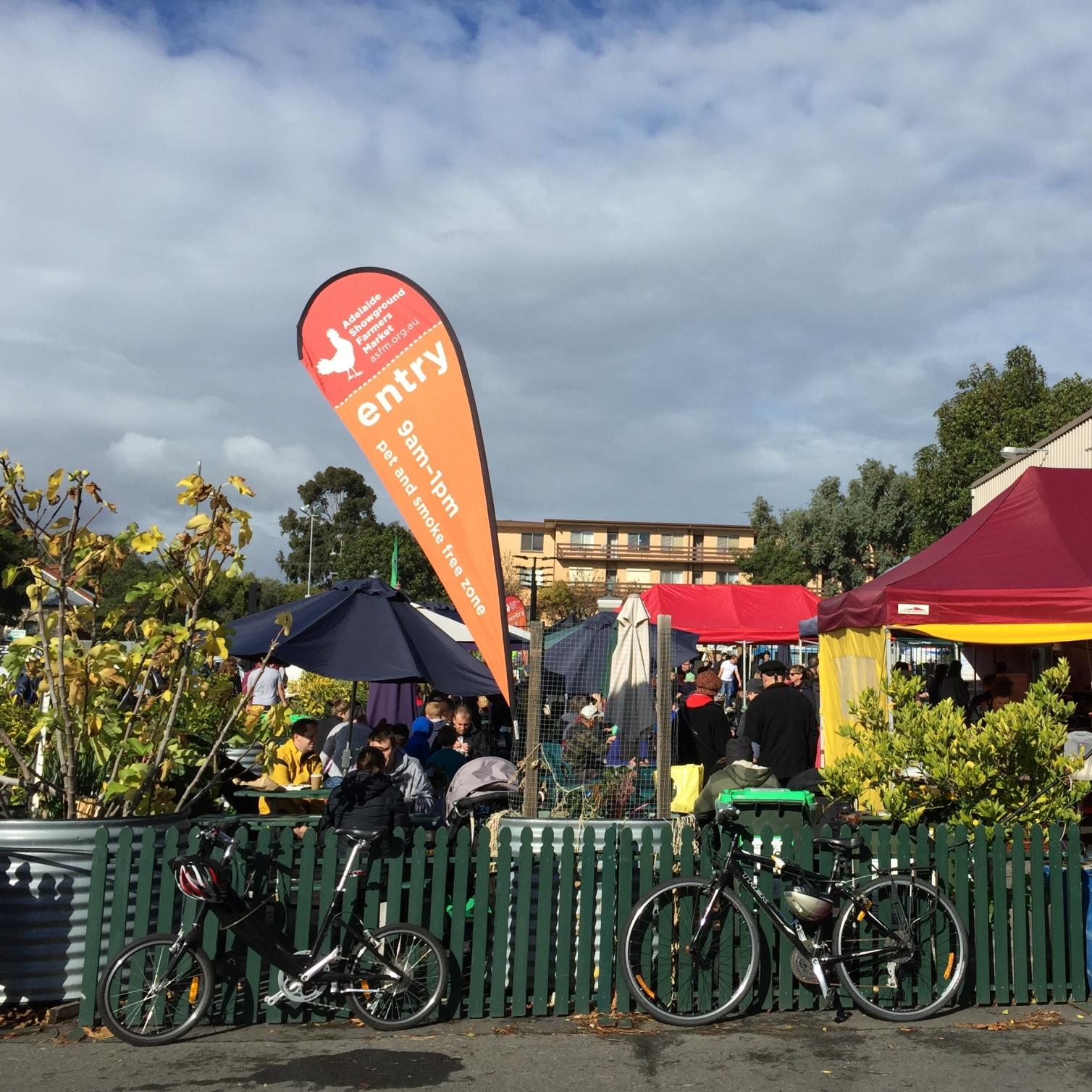 Adelaide farmers market