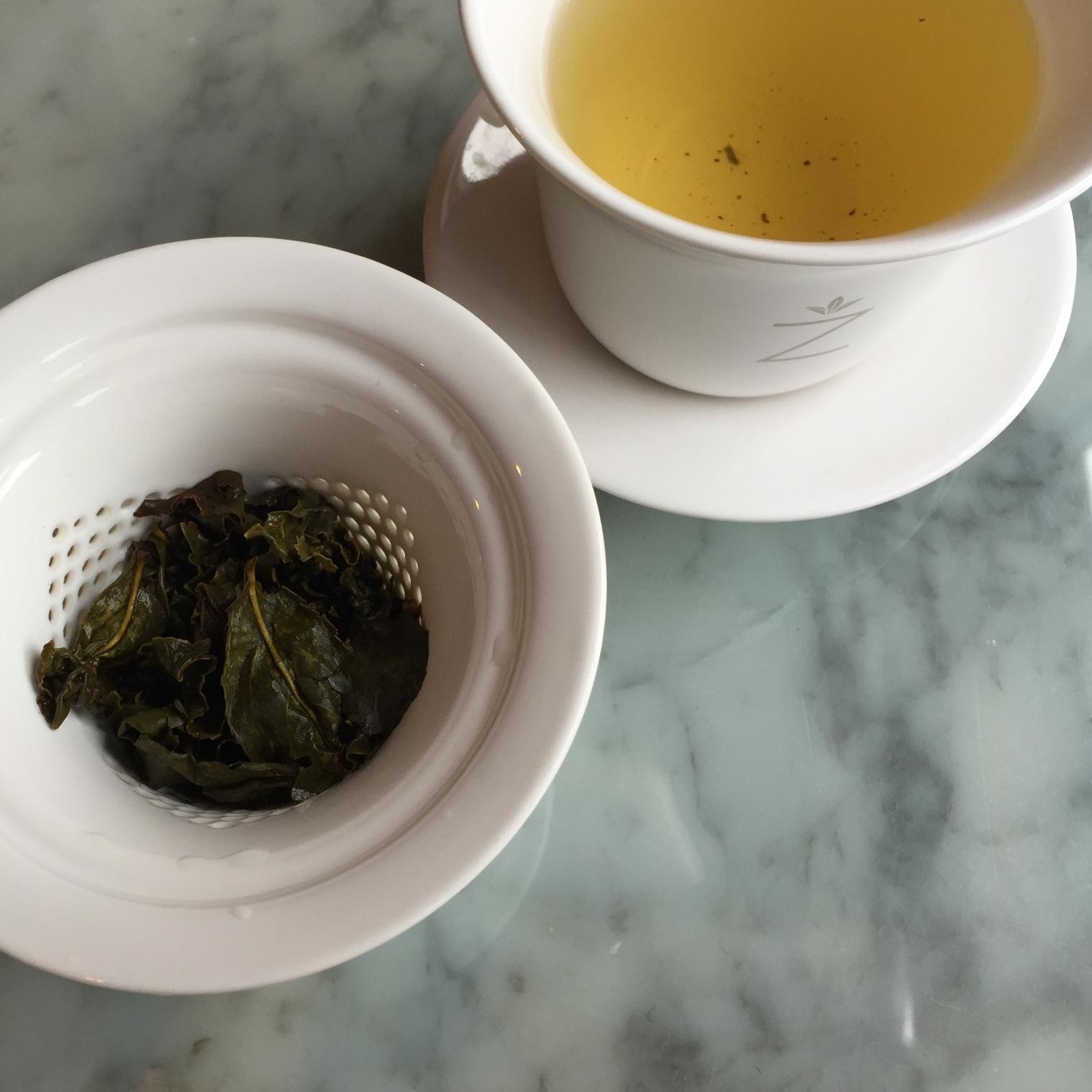 Zealong's Aromatic Tea