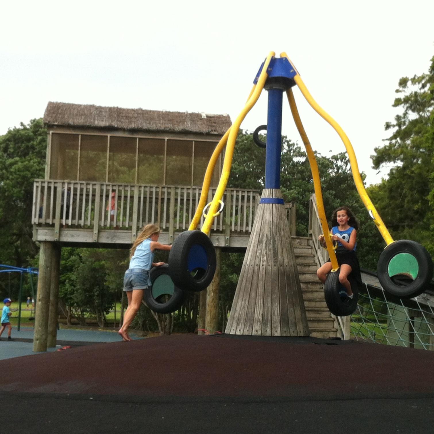 Okahu Bay Playground