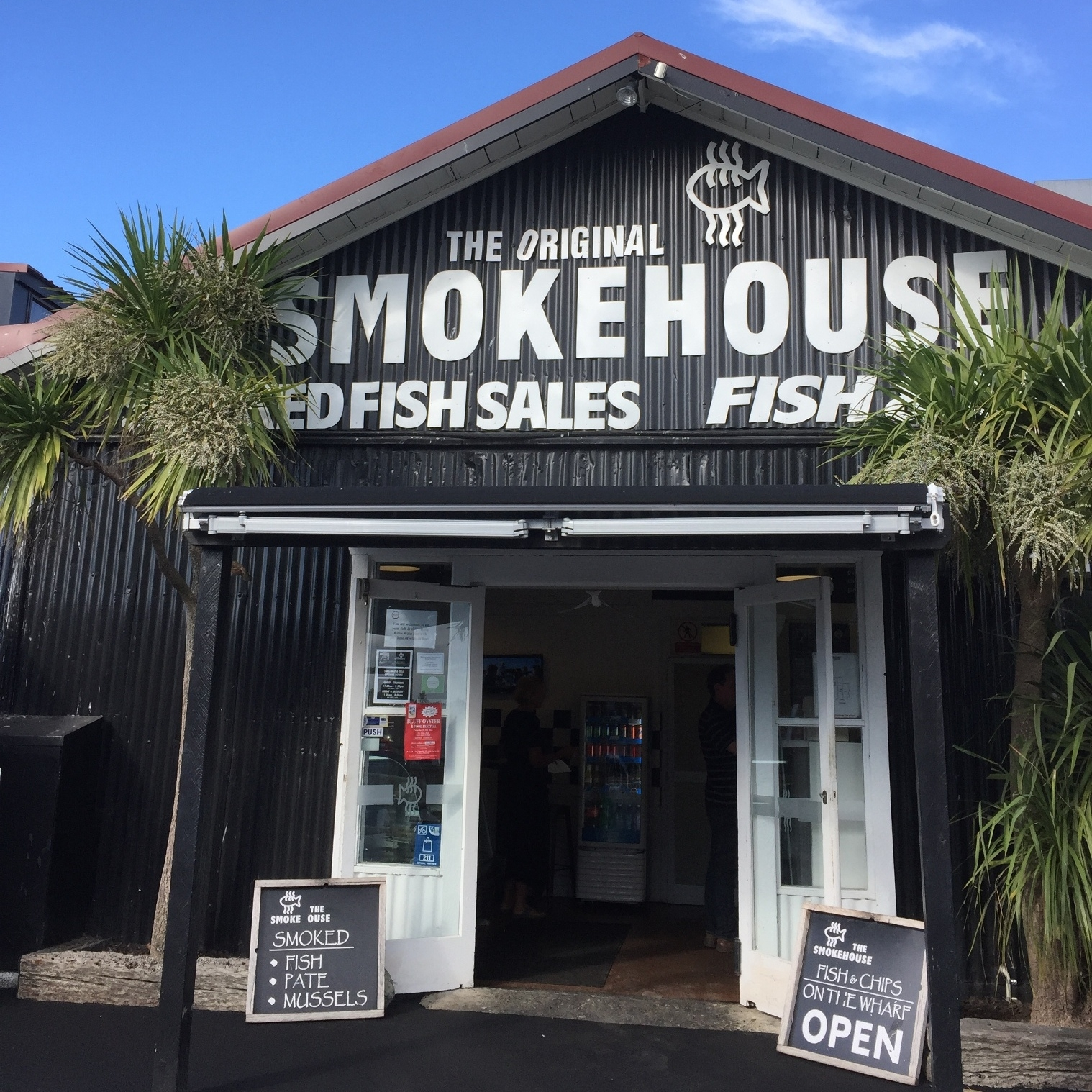 The Smokehouse at Mapua Wharf