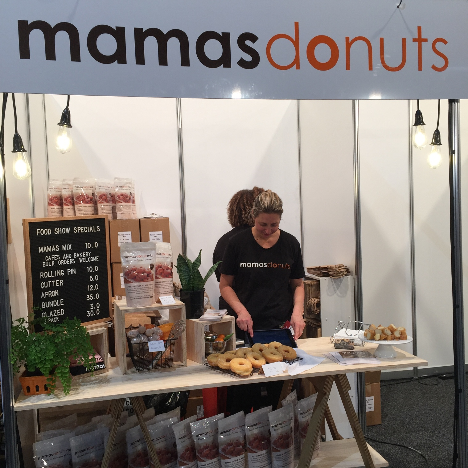Mamas Donuts ... looking forward to making these at home