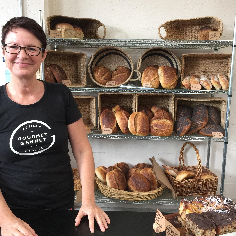 Gourmet Gannet, artisan bakers