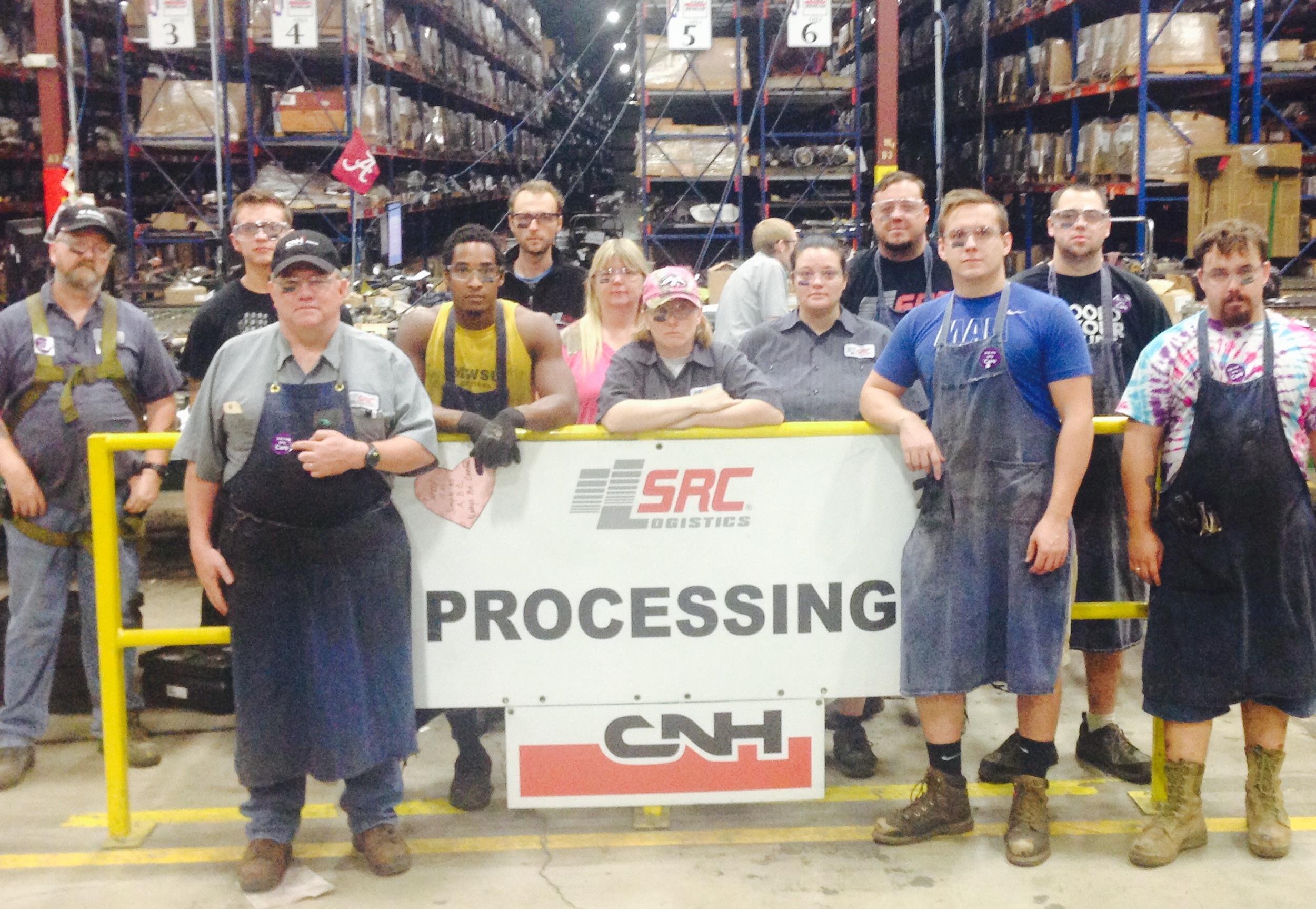 CNH Processing Team