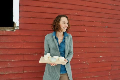 """""""The conversion helps employees understand why things cost so much money.""""   — Adeline Druart, General Manager, Vermont Creamery"""