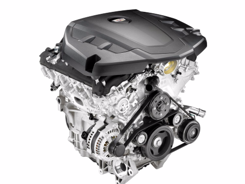 The 3.6 liter LGX V6 is the first of two powerplants from General Motors to make the list this year. According to Ward's, the 335-horsepower, fuel-efficient V6 proves that the six-banger is no longer just a consolation prize for missing out on the V8.