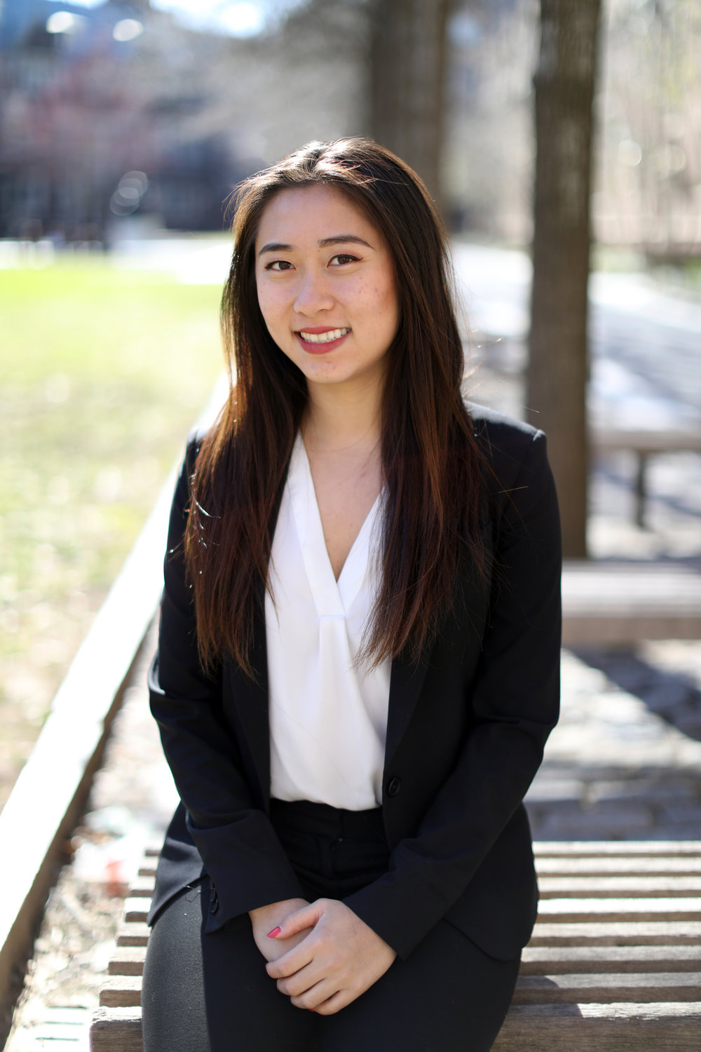 Cathy Ding - Vice President of Corporate RelationsCathy Ding (Class of 2020) is from Los Angeles, CA and plans to concentrate in Management, Finance, and Marketing with a minor in French. After working on the Annual Dinner Committee last fall, she is extremely excited to be continuing her involvement as the VP of Corporate Relations. Cathy also serves as the VP of Advisors for the Wharton Undergraduate Consulting Club, is involved in MUSE as a case team member and is a member of the Delta Sigma Pi Business Fraternity. In her free time she enjoys running, figure skating, fashion design and photography. Feel free to reach out to her at cading@wharton.upenn.edu.