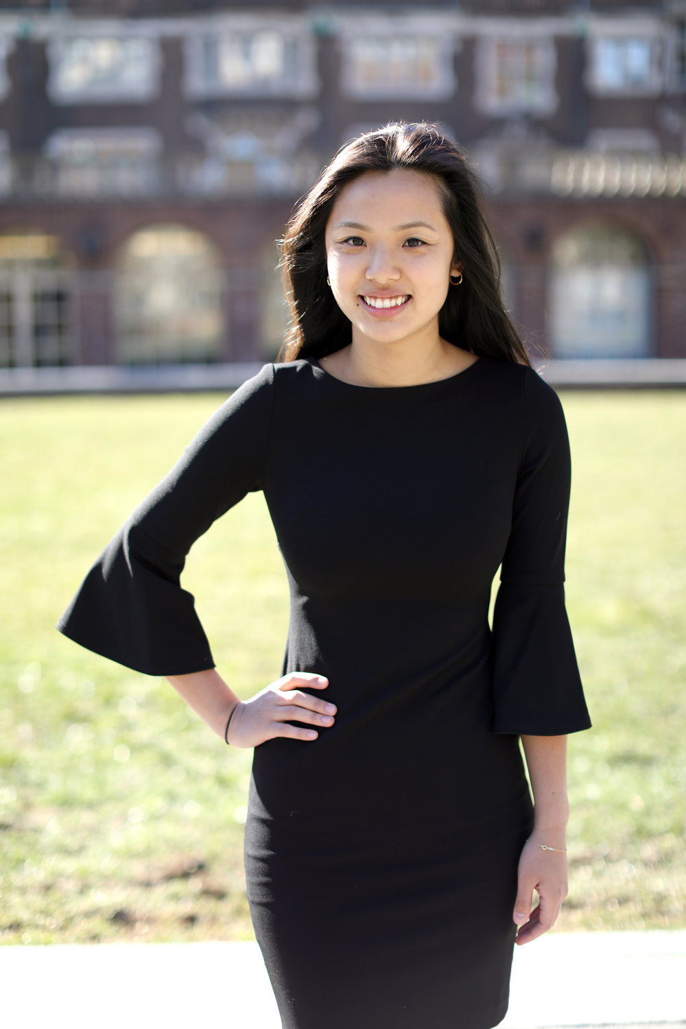 Victoria Yuan - Vice President of University RelationsVictoria Yuan (Class of 2019) is from Bala Cynwyd, PA and is studying Business Analytics and Operations and minoring in Computer Science and Spanish. She is excited to be serving as VP of University Relations and Director of Wharton Women Allies and is grateful for the opportunity to lend her voice in the discussion of gender equality in the work place. After previously serving on the Dressing for Success committee, Victoria is looking forward to going back to her event planning roots with the WWBC next spring. Victoria loves cooking, singing, piano, and basketball in her free time. Feel free to reach out with any questions at vyuan@wharton.upenn.edu.