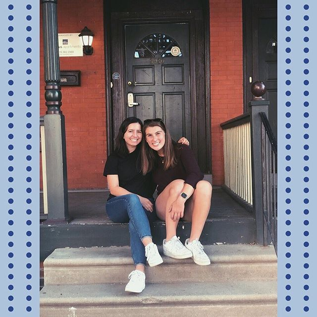 """Next Wednesday we will be having our annual Freshmen Buddies Mixer from 5-7 in the Hall of Flags! It's a great way to engage in the WW community and make a new friend. ⭐️⭐️ Meet Bella & Leila; Bella was Leila's freshman mentor and brought her into WW through the marketing committee. Both Bella and Leila have since served as the VP of Marketing. ⭐️⭐️""""Ever since being connected through WW, I've been so close with Bella and turned to her for everything. I look up to her so much and she is a amazing role model. Even more, she's a great friend! I'm so grateful for Bella and the fact that we've been able to continue our relationship both in and outside of WW"""" -Leila Ashtaryeh W'21"""