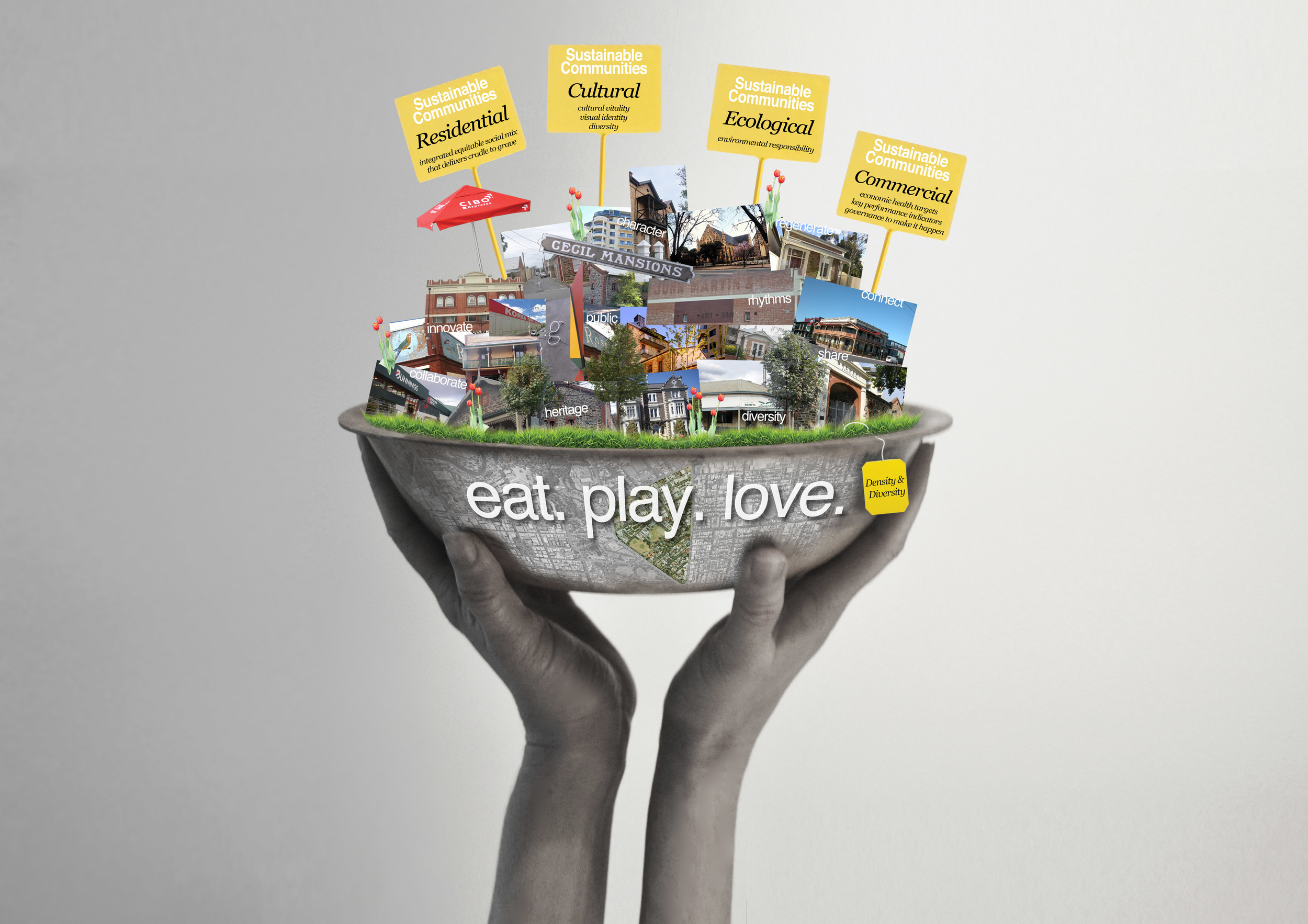 Kent Town: a place to eat, play and love