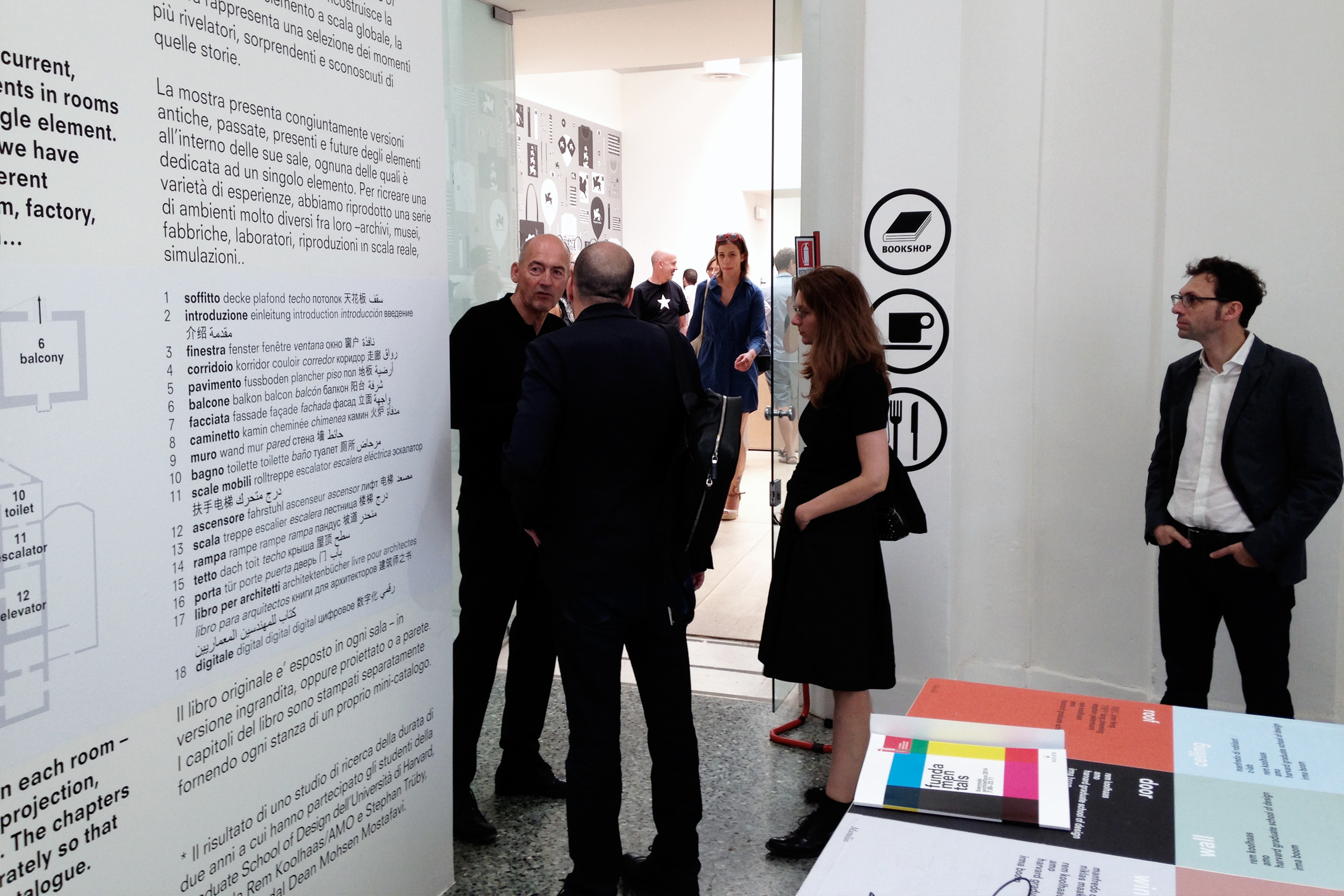 Tectvs was a contributingsponsor for the Australian Exhibit at the2014 Venice Biennale
