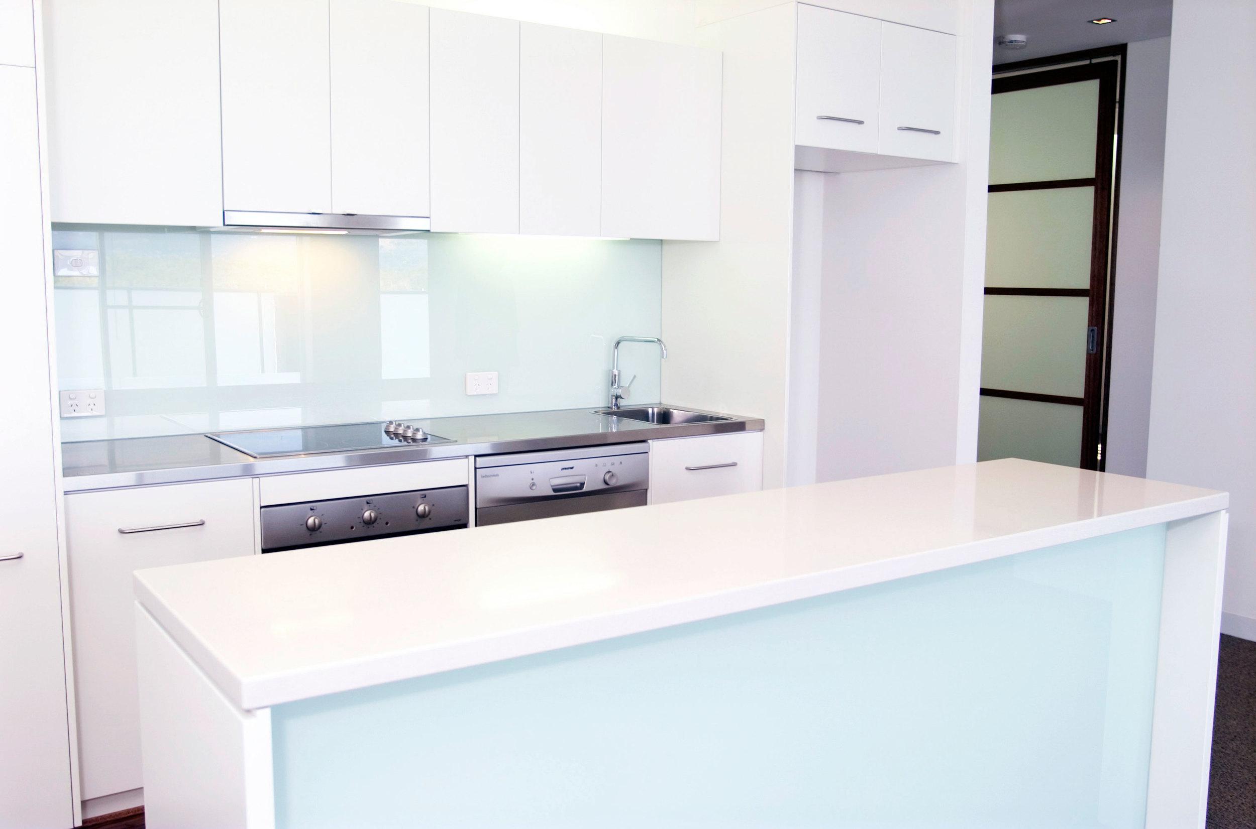 Apartment configurations vary for maximum marketability