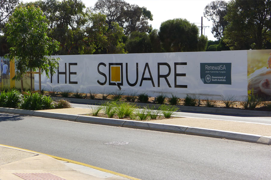 """""""The Square"""" at Woodville West"""