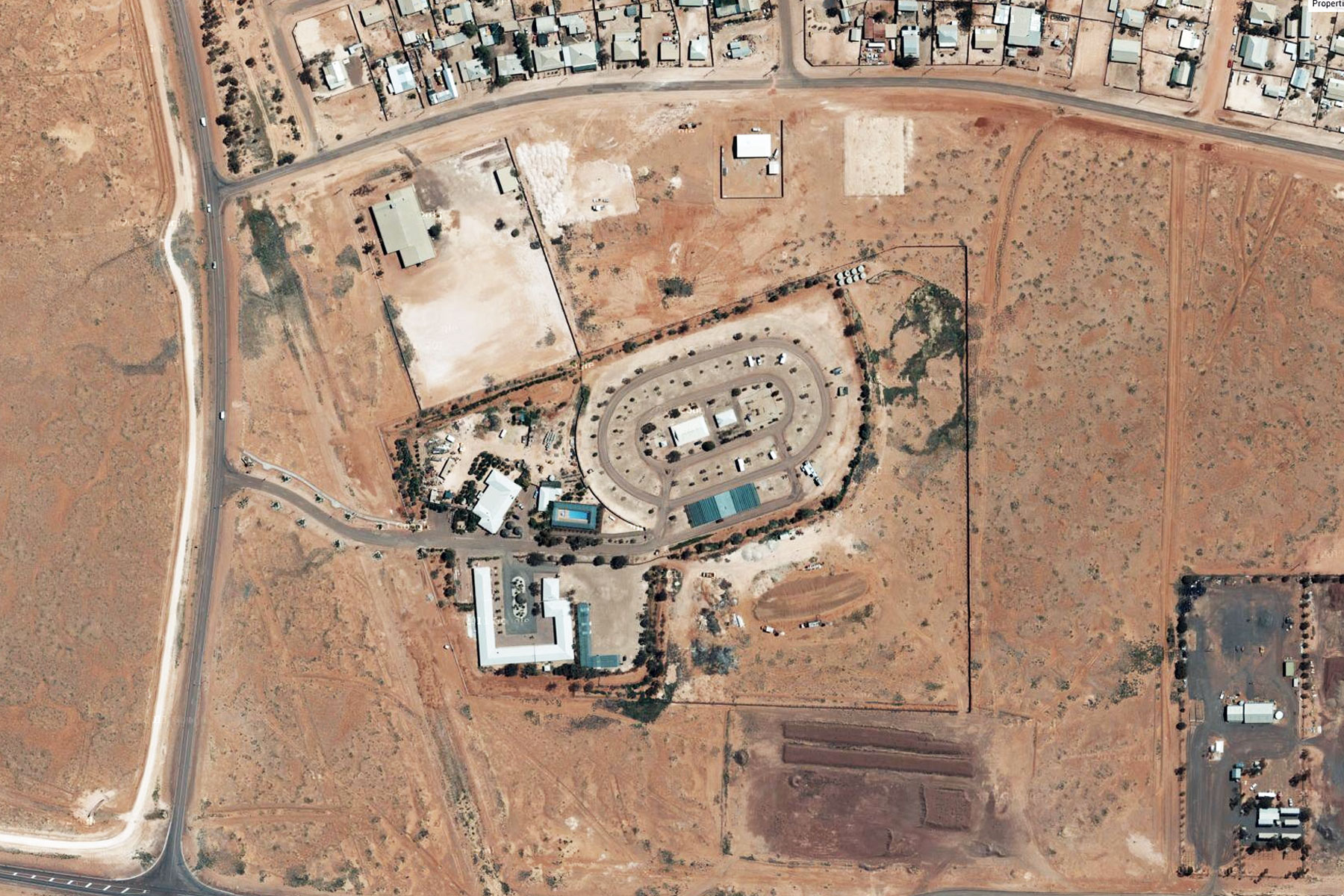 (Image data from Nearmaps)