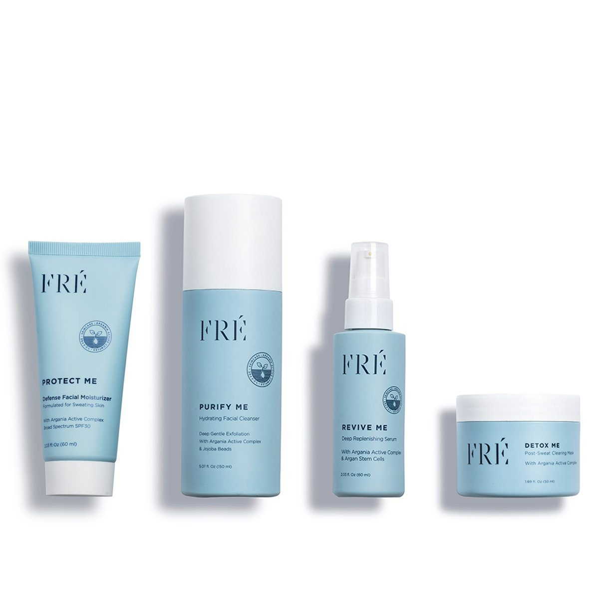 Use the Discount Code: MKCfor 15% off ALL FRÉ Skincare Products - *Applicable to All Product Lines