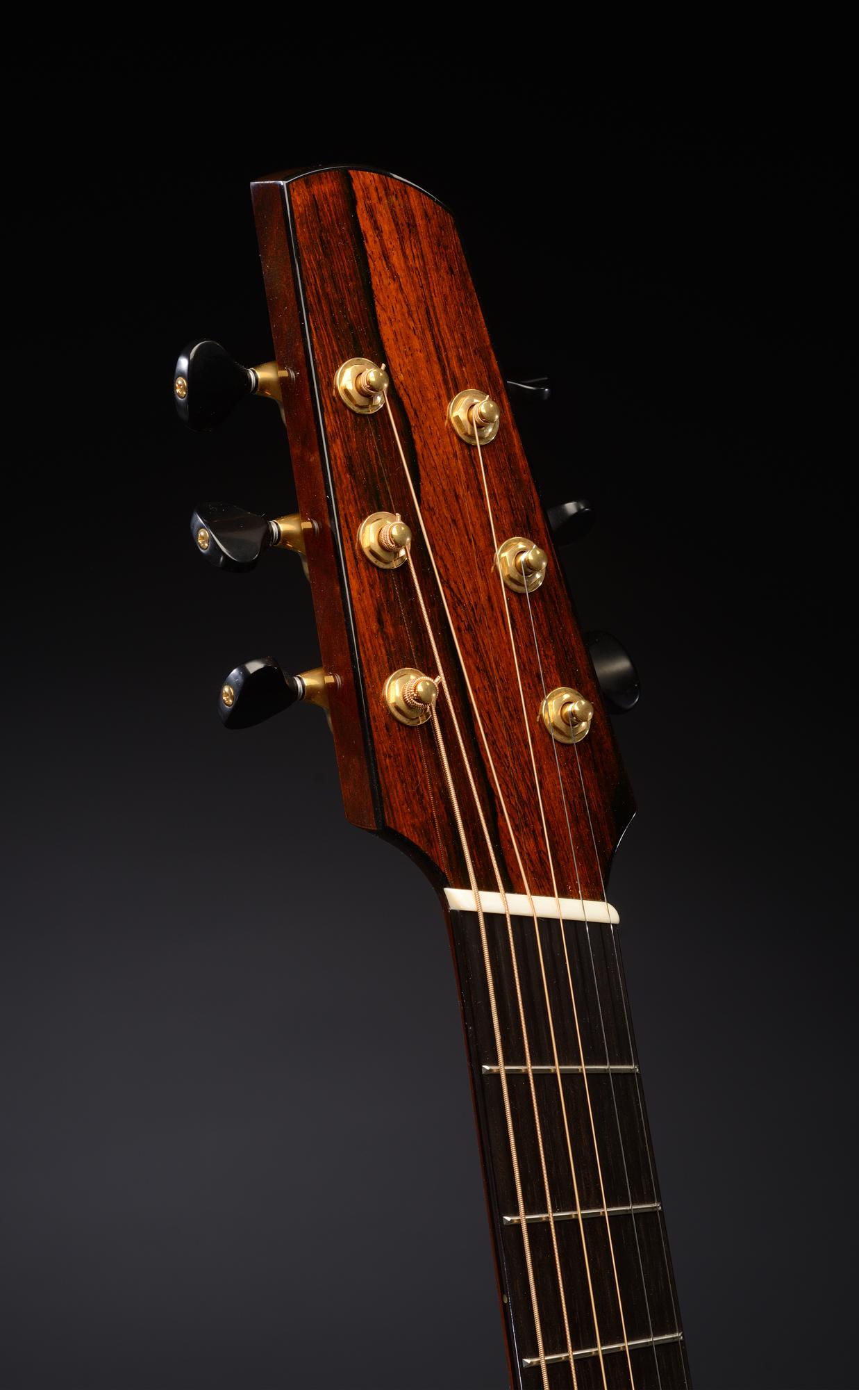 Traugott Model BK Brazilian guitar