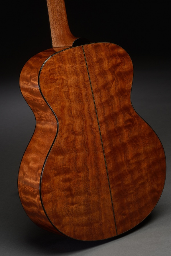 Quilted Mahogany R