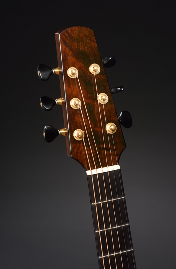 Model BK headstock