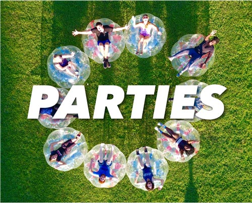 BubbleBall DC Party Rentals