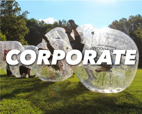 BubbleBall DC Corporate Team Building