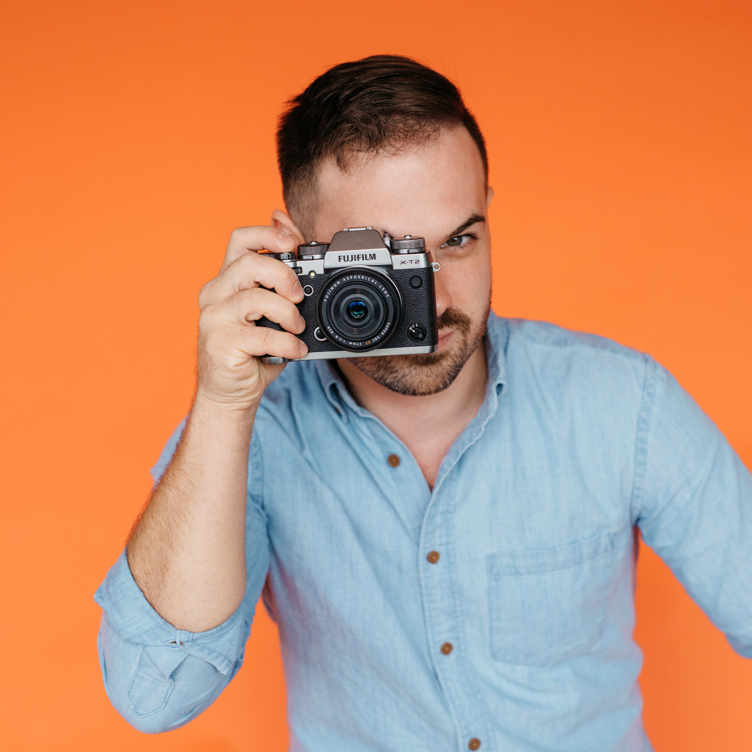 Daniel Rheaume - Director of Photography + Colorist