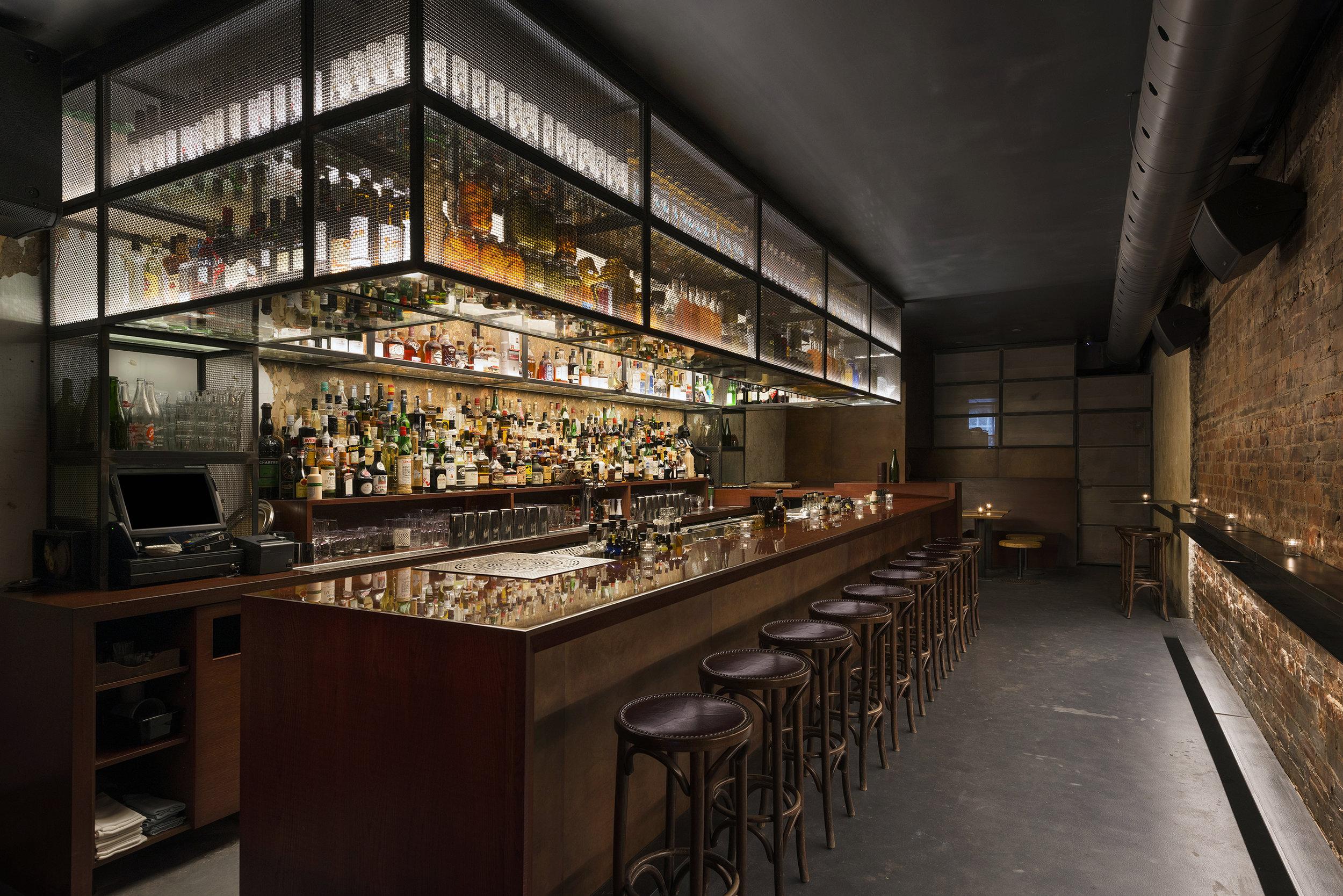 Restaurant Interior Photography